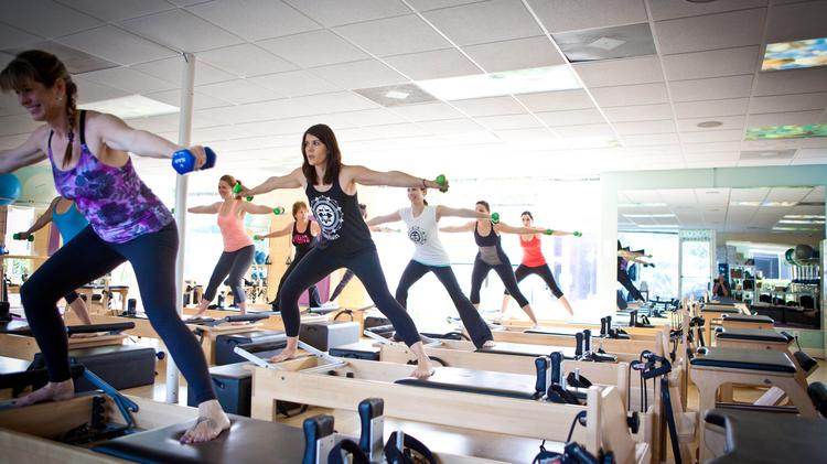 Club Pilates Will Open An1 800 Square Foot Studio At 6300