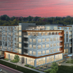<strong>Sherman</strong> plans $50M apartment project overlooking Mississippi in St. Paul