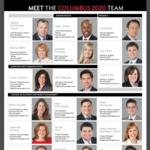 MEET tHE Columbus 2020 Team