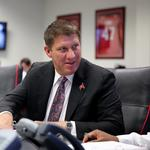 Inside the Bucs War Room during the NFL Draft
