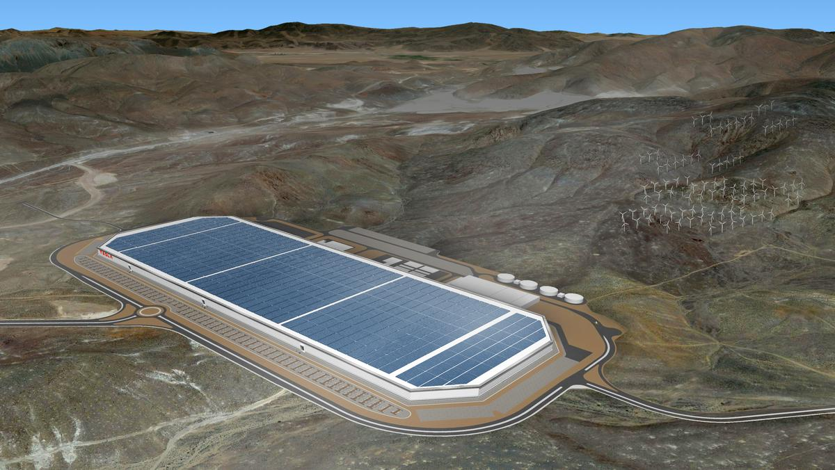 6 Central Texas Sites Primed For Tesla Factory Other Big Projects Austin Business Journal
