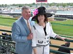 Celebrities and other VIPs enjoyed their day in the Turf Club (slideshow)