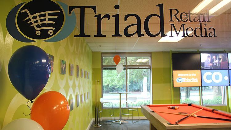 Billiard Tables At Triad Retail Media