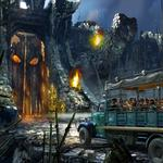 Universal Creative's <strong>Mike</strong> <strong>West</strong> chats about new King Kong ride