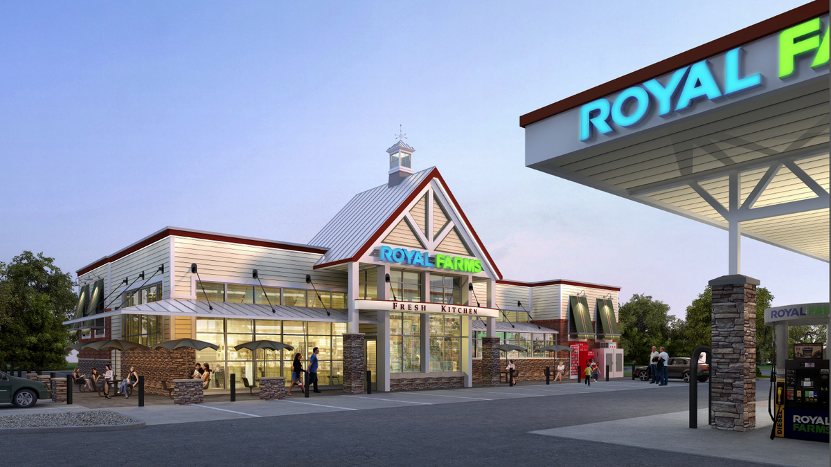 Northeast Philadelphia neighbors fight Royal Farms plan