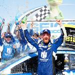 WME-IMG lands <strong>Earnhardt</strong>'s business
