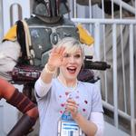 Inside Her Universe: <strong>Ashley</strong> <strong>Eckstein</strong> comes home to Star Wars Weekends