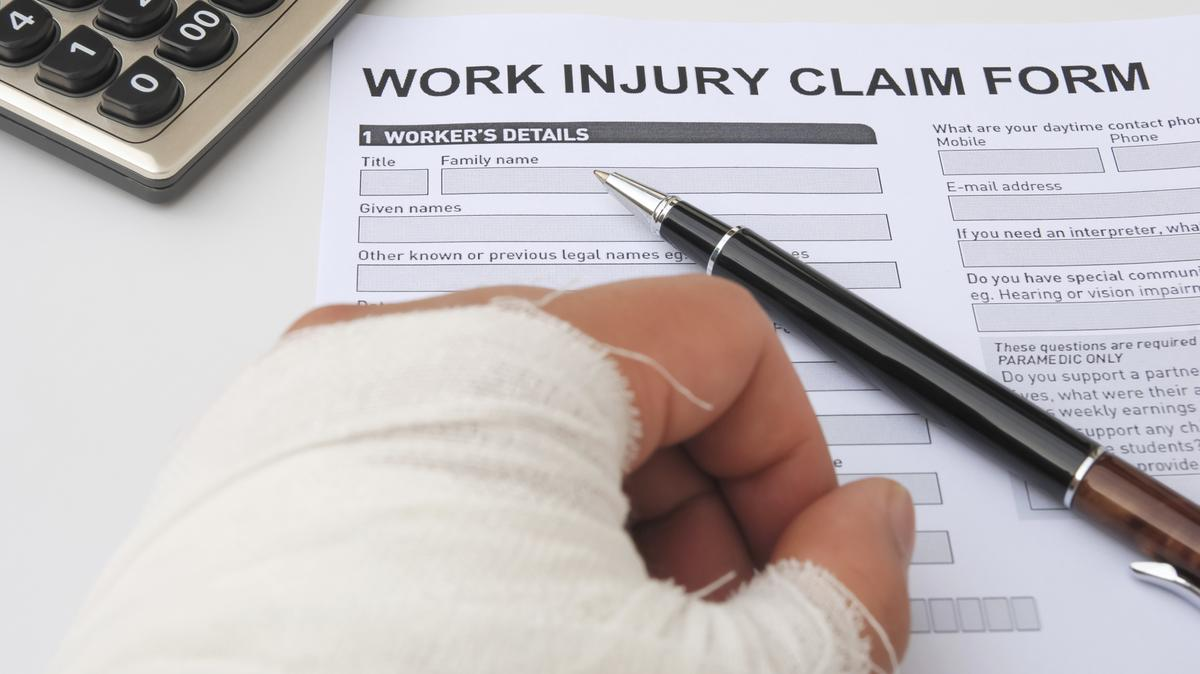 Steps to take when an injury happens at work - The Business Journals