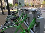 Downtown Dayton's bike share is expanding