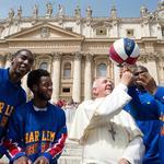 Phoenix-based Harlem Globetrotters sign up Pope Francis