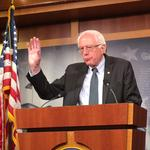 Community bankers back Bernie Sanders' bill to break up big banks