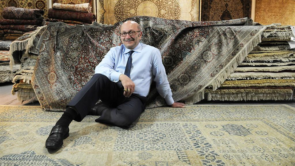 Mansouru0027s Oriental Rug Gallery Adapts To Changing Customer Tastes    Sacramento Business Journal