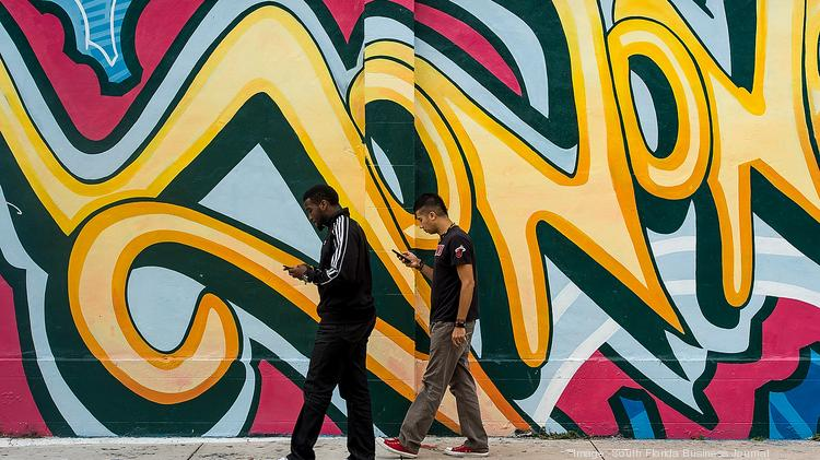 Wynwood Art District: From industrial center to hipster haven ...