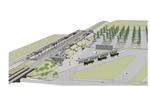 Work starts Monday on permanent Tukwila Sounder Station (slide show)
