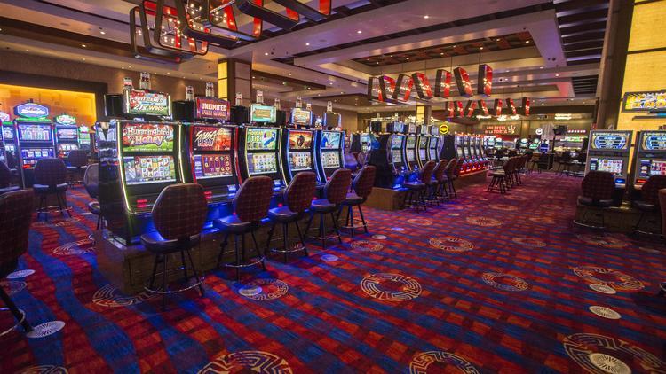 casinos in arkansas map