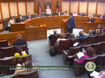 Video surfaces of Texas lawmaker's ejection from House commitee