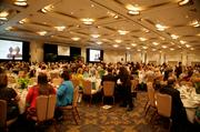Over 430 people attended the 2013 Women Who Mean Business event at the Hyatt Regency Sacramento.