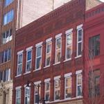 Downtown boutique office building on the market