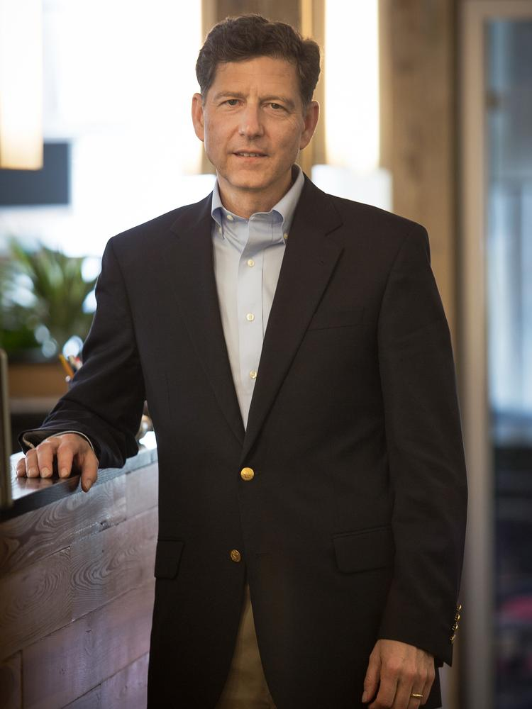 Tom Darden, CEO of Cherokee Investment Partners.