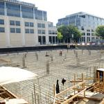 Concrete pouring begins for Eviva mixed-use project