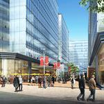 Capitol Crossing lands its first office tenant