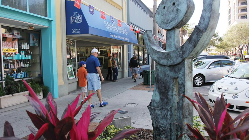 Where sarasota ranks on u s news world report list of for Best places to live in tampa fl