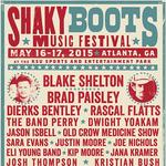 From Shaky Knees to Shaky Boots: Country music fans gear up for inaugural festival
