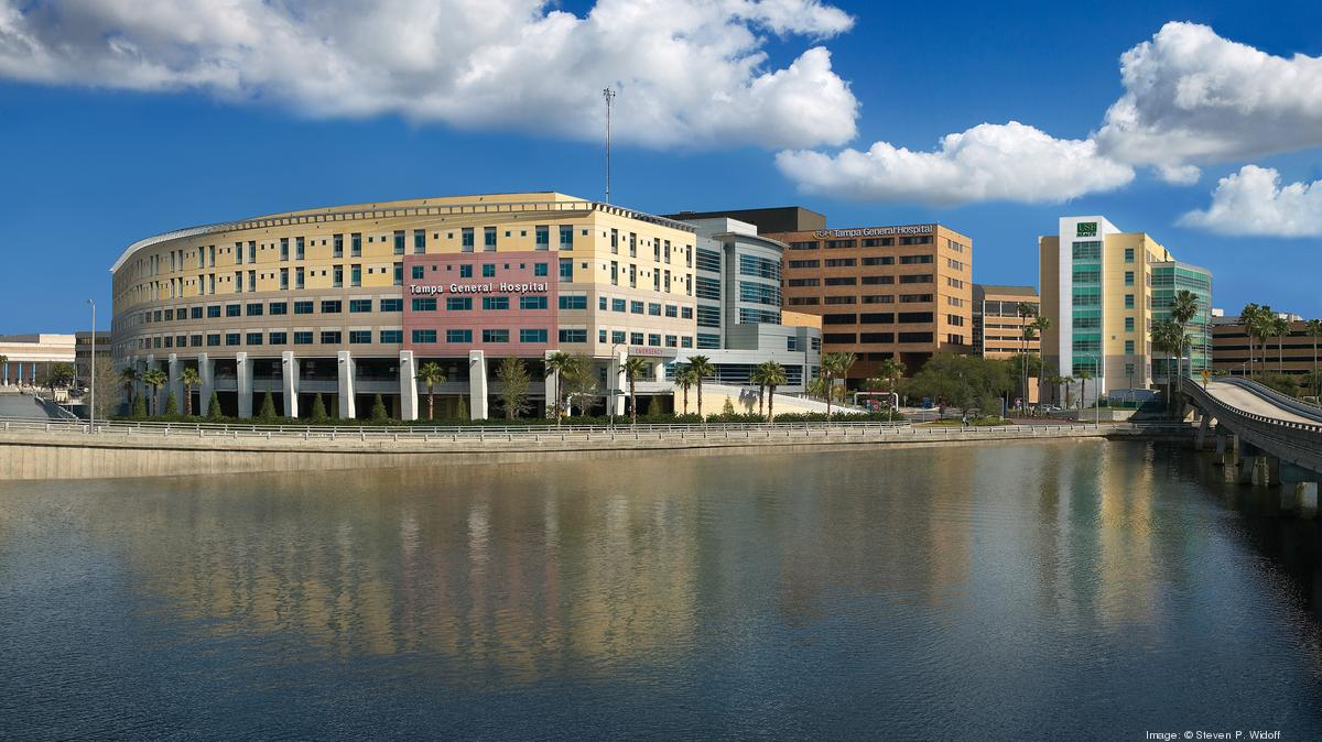 Where Tampa General Hospital Florida Hospital Baycare And Others