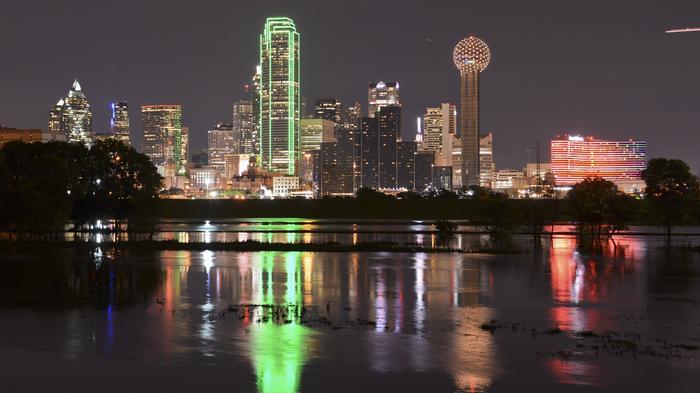 Vision for big Dallas riverfront project comes into focus