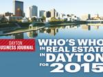 Who's Who in Real Estate in Dayton region for 2015