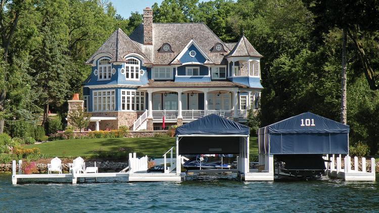 Lake Geneva Mansion Auctioned For 5 88 Million
