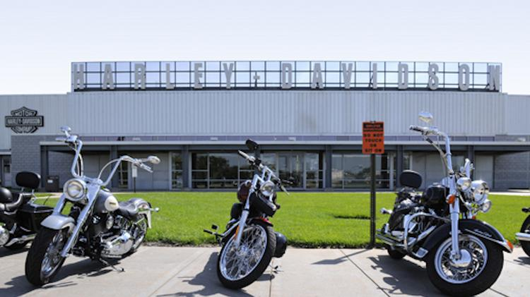Union Harley Davidson Damages Brand Workers With Kc Plant Closing