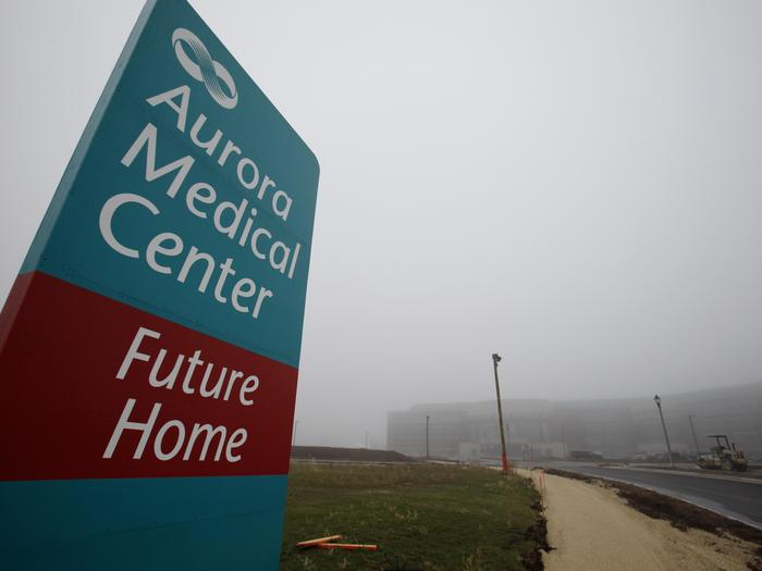 Aurora selects new site for $130M facility