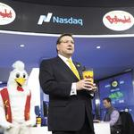 Bojangles' brings back former chief as CEO exits abruptly