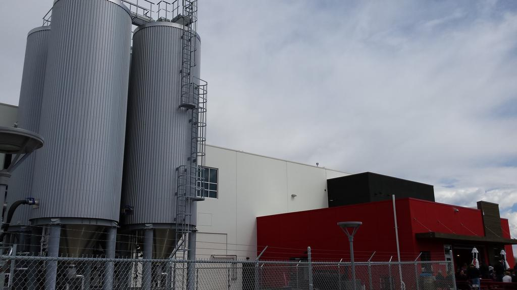 A look behind the scenes at the new Avery Brewing facility (Slideshow)