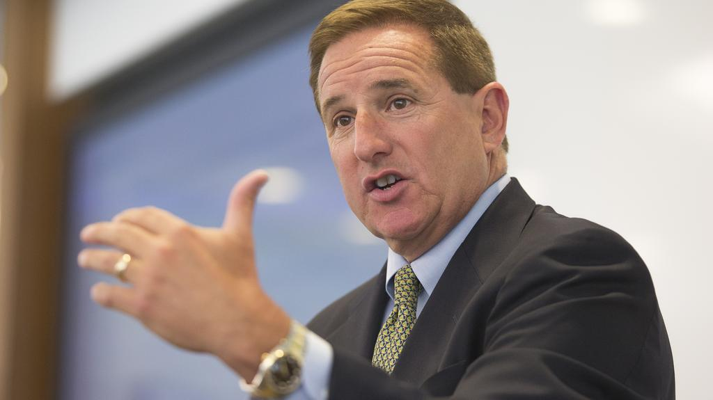 Oracle co-CEO Mark Hurd dies at 62, remembered as fierce competitor and 'self-made success'