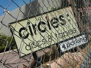 The Circles Records building has been empty since the store closed in 2010.