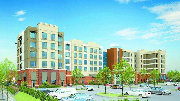 Hilton Garden Inn, Home2Suites eye openings in Parkside - Birmingham ...