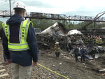 Amtrak derailment: Lawsuit filed, investigators want engineer's cell phone records
