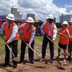 Orlando's Lymmo Lime Line expansion breaks ground
