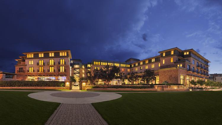 Boulder S St Julien Hotel
