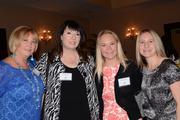 Val Buchanan, Theresa Farmer, Cydney Albright and Erin Breidenbach of Amtis Inc.