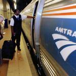 Amtrak suspends Boston-New York service as winter storm hits region