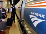 Amtrak suspends Boston-New York service as winter storm hits region
