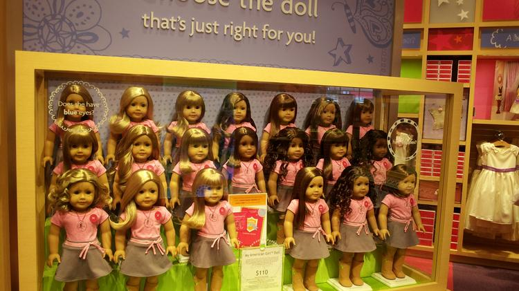 Tremendous American Girl Will Close Its Store At Mall Of America Download Free Architecture Designs Photstoregrimeyleaguecom
