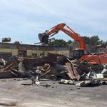 Old Bennigans coming down, Glory Days Grill to go up at 4th and Gandy in St. Pete