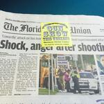 Florida Times-Union faces social media firestorm over ad placement
