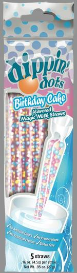 Magic Straws slurp up growth, adds new Dippin' Dot products