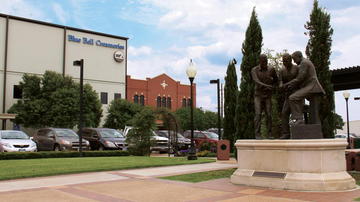 blue bell creameries finding a new Blue bell creameries said new tests showing contamination prompted move.