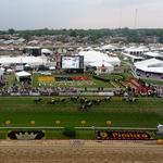 140th Preakness Stakes sets attendance record at Pimlico Race Course